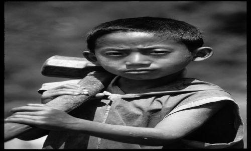 Zdjęcie INDIE / Sikkim / Yuksam / To będzie ciężki dzień....