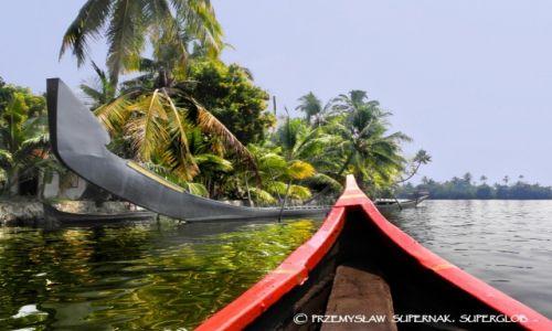 Zdjecie INDIE / Rozlewiska Kerali / okolice Aleppey / Snake boats