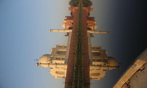 Zdjęcie INDIE / Uttar Pradesh / Agra / Spełnione marzenie