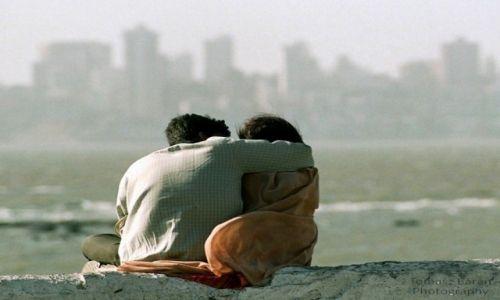 Zdjecie INDIE / - / Bombay / zakochani...