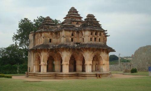 Zdjęcie INDIE / karnataka / hampi / LOTUS MAHAL