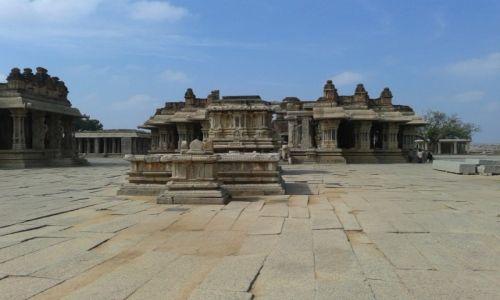 Zdjęcie INDIE / karnataka / Hampi / opuszczone miasto dawnego imperium Widźajanagaru