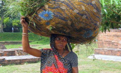 Zdjęcie INDIE / Uttar Pradesh / Sarnath / Hinduska z Sarnath