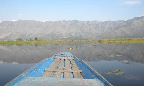Zdjęcie INDIE / Kaszmir / Jezioro Dal / Dal