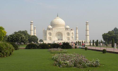 Zdjęcie INDIE / Utar Pradesh / Agra / Taj