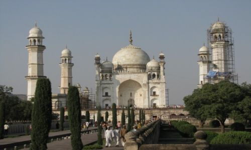 Zdjęcie INDIE / stan Maharashtra / Aurangabad / Bibi-qa Maqbara