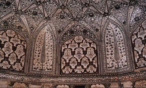 Zdjęcie INDIE / Radżastan / okolice Jaipuru / Fort Amber