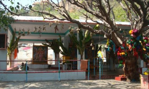 Zdjecie INDIE / Karnataka / Hampi / Indyjska świątynia