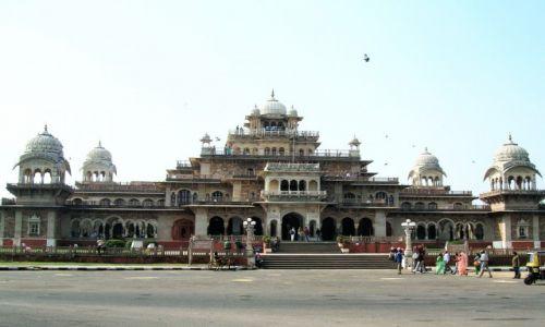Zdjęcie INDIE / Radżastan / Dżajpur / muzeum centralne