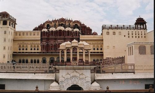 Zdjecie INDIE / Radżastan / Dżajpur / Hawa mahal