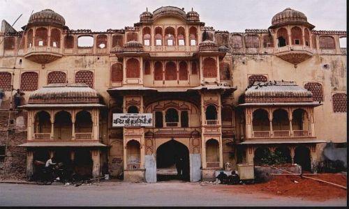 Zdjęcie INDIE / Radżastan / Dżajpur / Pink City