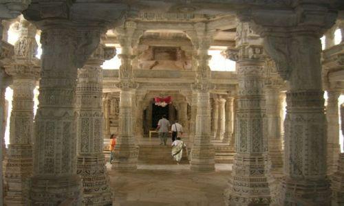 Zdjecie INDIE / brak / Ranakpur / Swiatynia