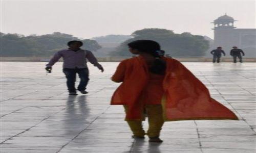 Zdjęcie INDIE / - / Taj Mahal / ulotna