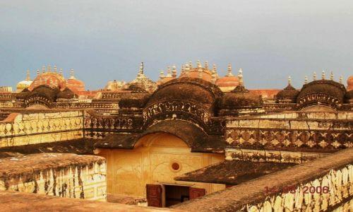 Zdjęcie INDIE / Radżastan / okolice Jaipuru / fort Nahargarh