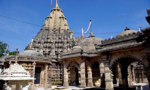 Zdjęcie INDIE / Gujarat / Palitana / Jain Temples    Palitana