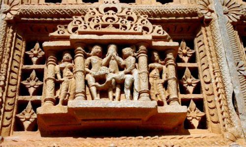 Zdjecie INDIE / Rajastan / Udaipur / Nagda Temple