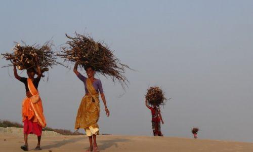 Zdjecie INDIE / Orisa / Puri / Kobiety w Indiach