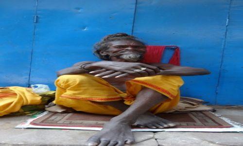 Zdjęcie INDIE / Uttar Pradesh / Waranasi /