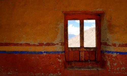 Zdjecie INDIE / Ladakh / Ladakh / okno na świat