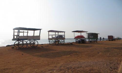 Zdjęcie INDIE / Tamil Nadu / Puducherry / indyjskie plaże