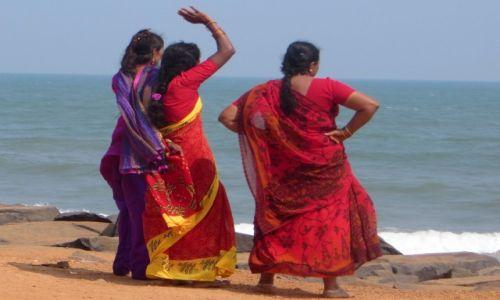Zdjęcie INDIE / Andhra Pradesh / Puducherry / indyjskie plaże