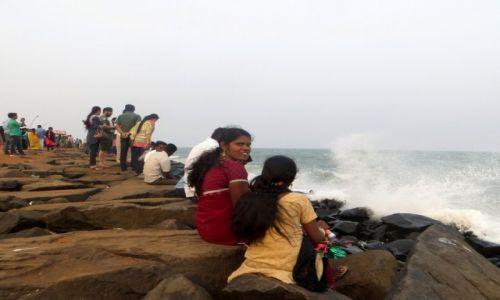Zdjęcie INDIE / Andhra Pradesh / Puducherry / jodu wdychanie
