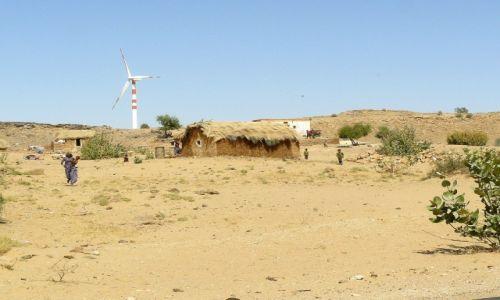 Zdjecie INDIE / Rajasthan / Pustynia Thar / Granica światów