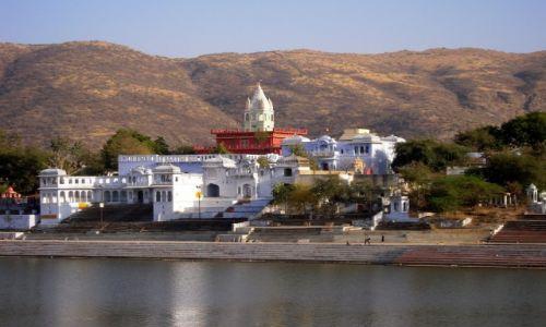 Zdjecie INDIE / Rajasthan / Pushkar / Jedna z tysiąca