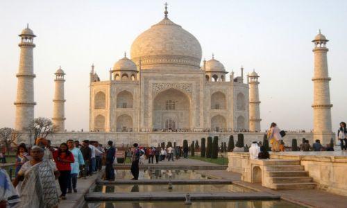Zdjecie INDIE / Uttar Pradesh / Agra / Ikona