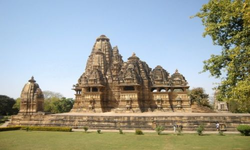 Zdjecie INDIE / Madhya Pradesh / Khajuraho / Świątynie kamasutry