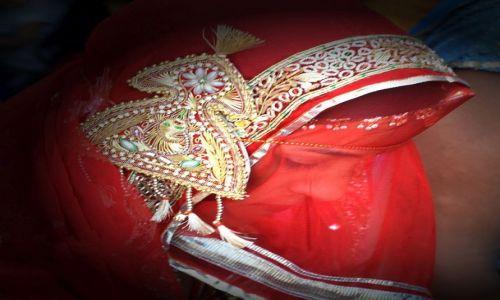 Zdjecie INDIE / Rajasthan / Udajpur / panna młoda
