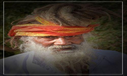 Zdjecie INDIE / Rajasthan / Udajpur / SADHU