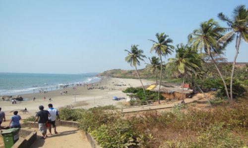 Zdjecie INDIE / Goa / Anjuna Beach / Goa