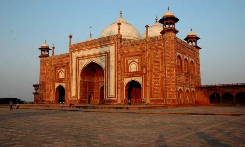 Zdjecie INDIE / Uttar Pradesh / Agra / Agra