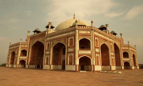 Zdjecie INDIE / Delhi / Grobowiec Humayuna / Grobowiec Humayuna