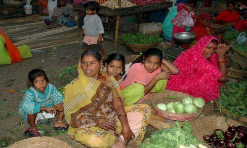 Zdjęcie INDIE / Rajastan / Bikaner / na bazarze
