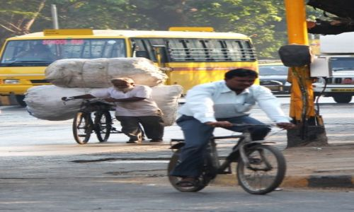 Zdjęcie INDIE / Maharasztra / Bombaj / ...