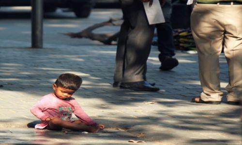 Zdjęcie INDIE / Maharasztra / Bombaj / W małym świecie...