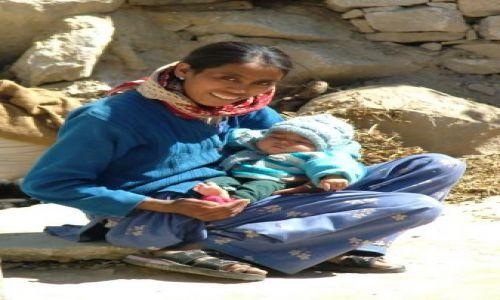 Zdjecie INDIE / brak / Nako / tybetańczycy