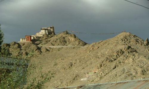 Zdjecie INDIE / Ladakh / Leh / chyba klasztor ale napewno w Leh