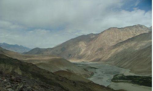Zdjecie INDIE / brak / Ladakh / Nubra Valley
