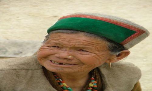 Zdjecie INDIE / brak / Nako / tybetanka