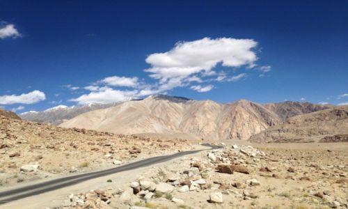 Zdjęcie INDIE / Ladakh / Pangong Tso / w drodze do Pangong Tso