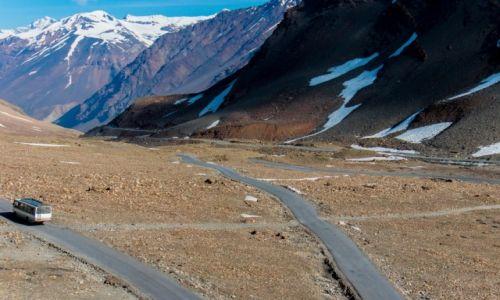 Zdjęcie INDIE / Ladakh / Ladakh / W drodze do Leh