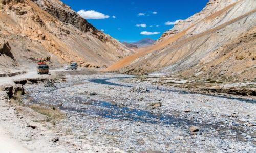 Zdjecie INDIE / Ladakh / Ladakh / W drodze do Leh