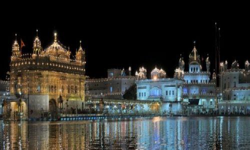 Zdjecie INDIE / - / Amritsar / Złota świątynia