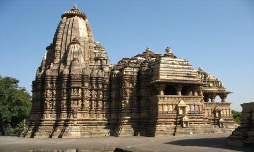 Zdjecie INDIE / - / Kajuraho / Kajuraho świątynia