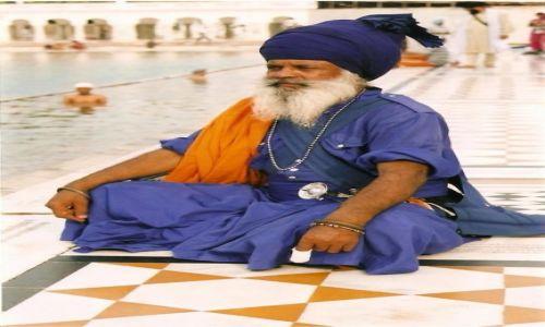Zdjęcie INDIE / Pendżab / Amritsar / Sikh
