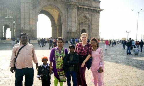 INDIE / Maharaszta / Wrota Indii / Mumbaj