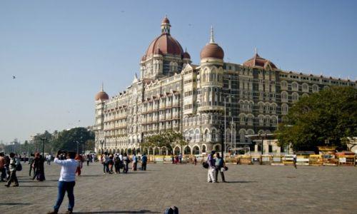 Zdjecie INDIE / Maharaszta / Colaba / Mumbaj